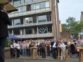 OB Kathstede eröffnet (c) Urbane Nachbarschaft Samtweberei gGmbH. Foto: Eberhard Weible