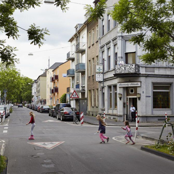 Auf der Lewerentzstraße, Foto: Stefan Bayer, Copyright: UNS/MUR