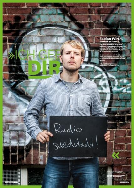 Projekt: Suedstadtradio