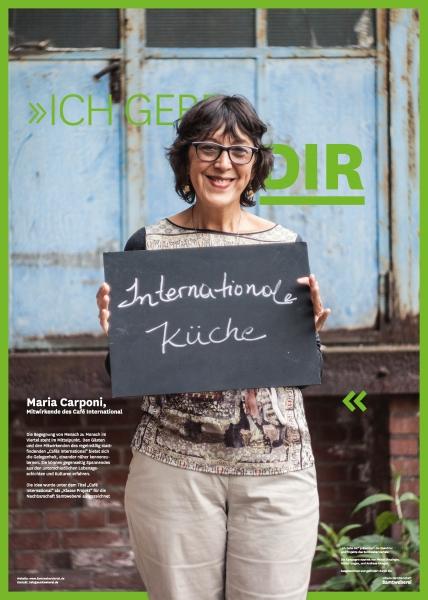 Projekt: Café International