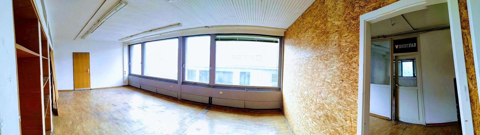 Panorama Büro & Workshop